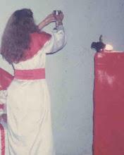 Ritual  das Ondinas