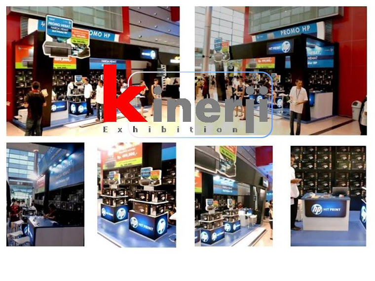 booth and stand pameran @ jiexpo kemayoran