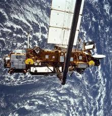 UARS satellite