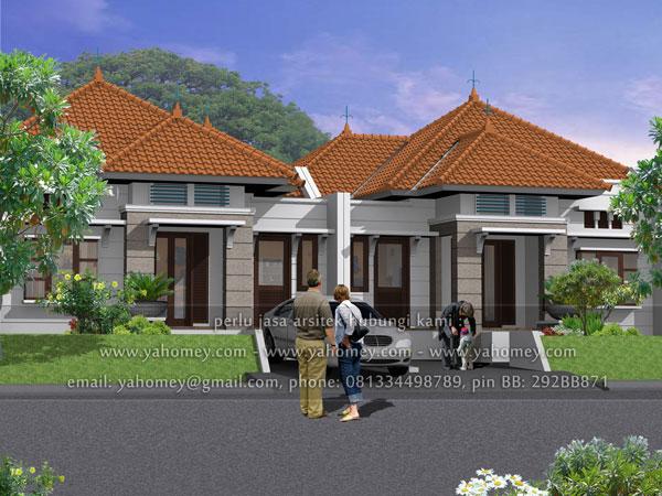 desain rumah tipe 54 klasik modern & Seputar Dunia Rumah: Desain Rumah Tipe 54 Klasik Modern