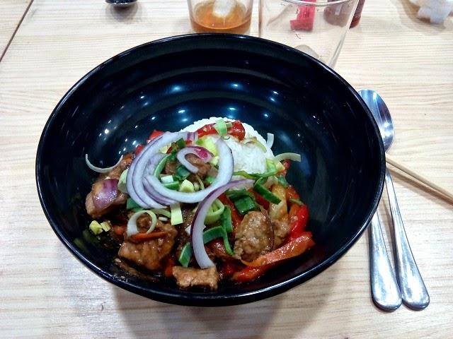 Cocina asiática en Chamberí