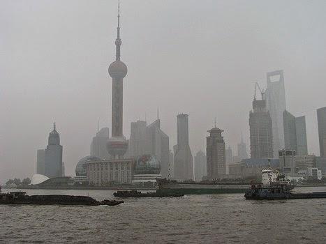 Huangpu River Shanghai