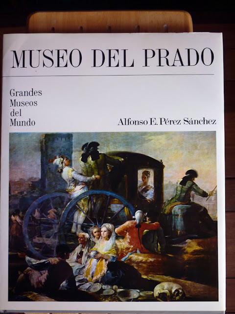 Libro del Museo del Prado en la colección Grandes Museos