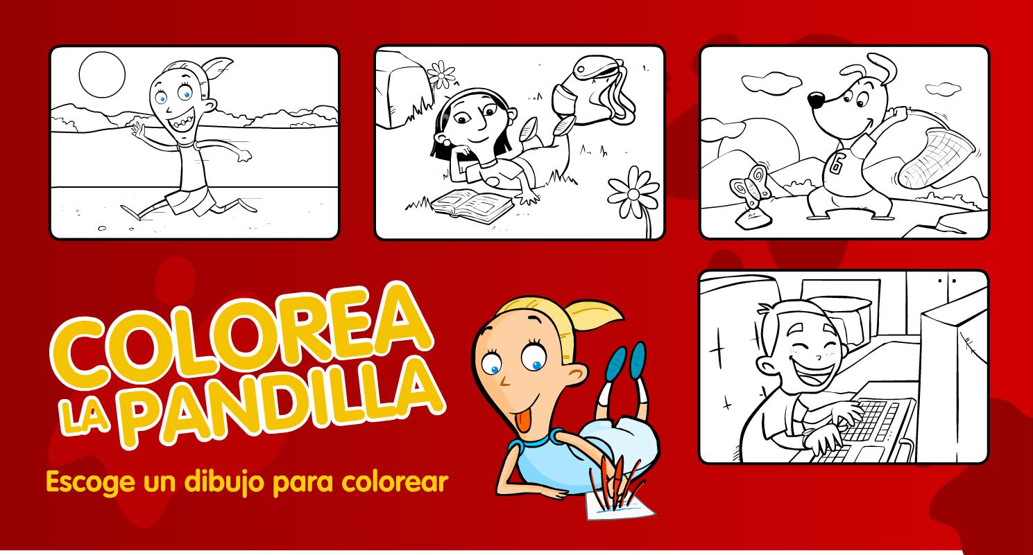 JUEGOS SENCILLOS EDUCACION ESPECIAL: DIBUJOS PARA COLOREAR EN LINEA ...