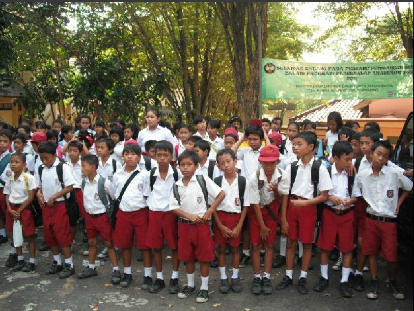 02 contoh laporan individu ppl kkn terpadu tibo blog home contoh