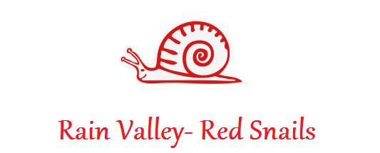 Rain Valley-Red Snails