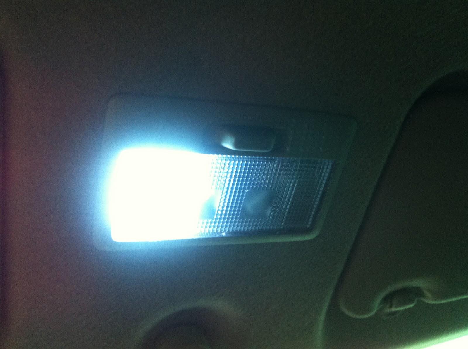 Membuat Lampu Led Untuk Kabin  Plafon Mobil