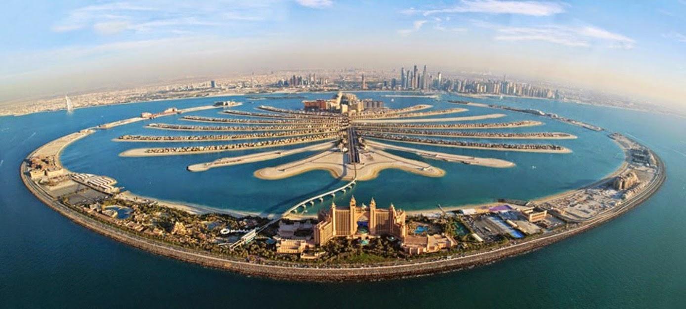 Dubai palmera