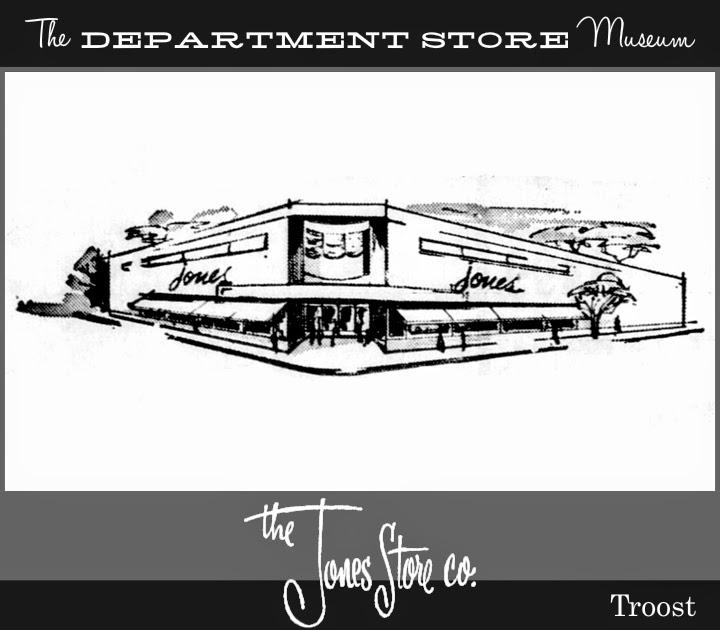 The Department Store Museum The Jones Store Co Kansas