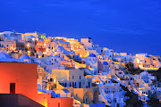 Oia, Santorini, Grecia. (santorini)
