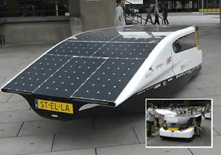 Jika mereka sedang berkonsentrasi membuat mobil irit bertenaga listrik atau yang kita kenal mobil hybrid, lain perihal dengan tim insinyur asal Belanda.