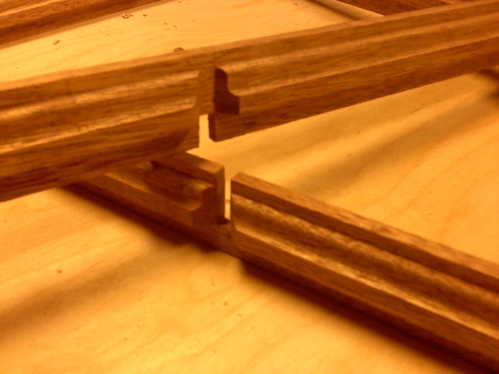 Michael ferrin woodworking making window sash