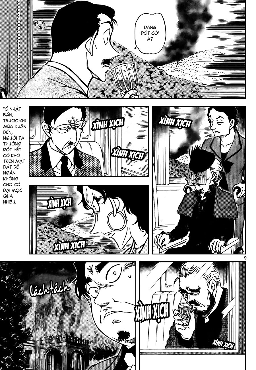 Thám Tử Lừng Danh Conan - Chapter 819 - Pic 10