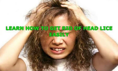 How to Get Rid of Head Lice - Immediate Olive Oil Treatment, It Works!