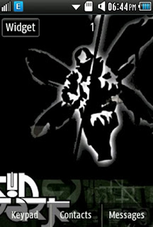 Other Linkin Park Samsung Corby 2 Theme Wallpaper