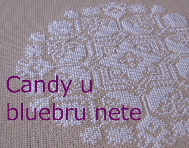 Candy u bluebru nete
