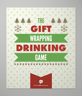 The Gift Wrapping Drinking Game