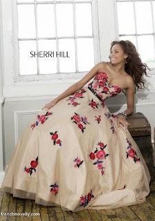Sadie Robertson Prom Dresses