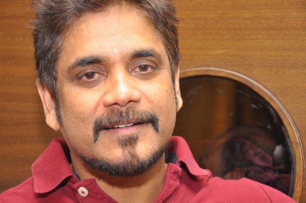 Crazeemen South Indian Actor Nagarjuna With Different Beard Styles