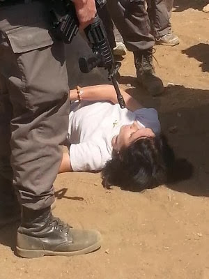 Israël, un Etat voyou et criminel Marion+Fesneau-Castaing