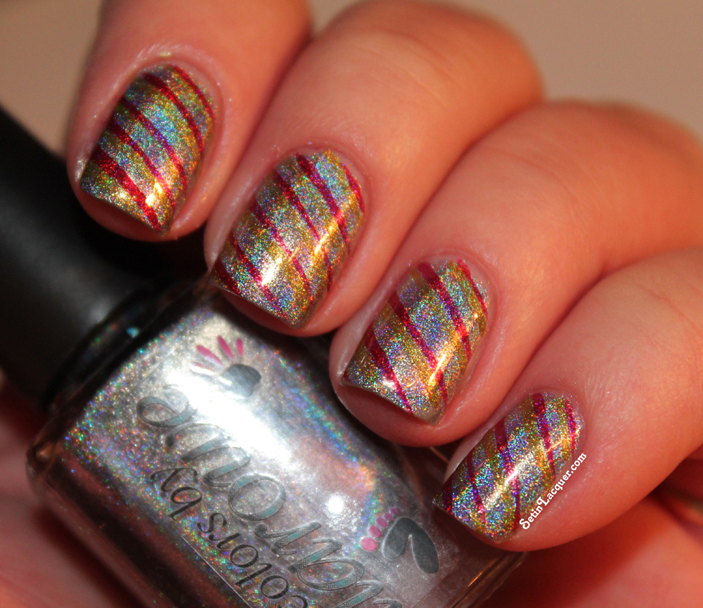 Stripe Nail Art: A Roundup Of The Posts For The Week