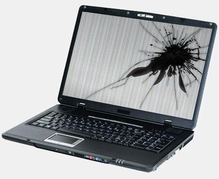 Cara Merawat LCD laptop agar tidak mudah cepat rusak