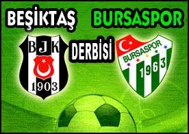 Beşiktaş Bursaspor Derbisi Oyunu