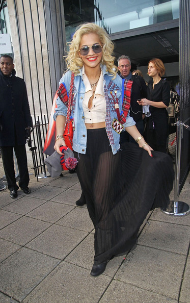 Rita Ora Fashion