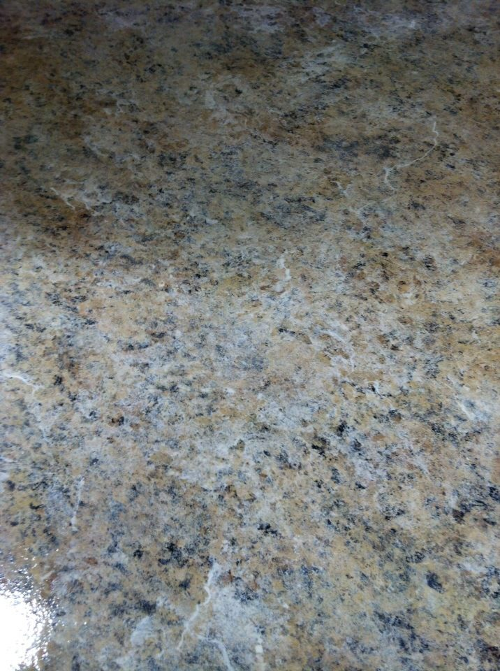 Crafty and caffeinated paint your countertop giani for Giani granite
