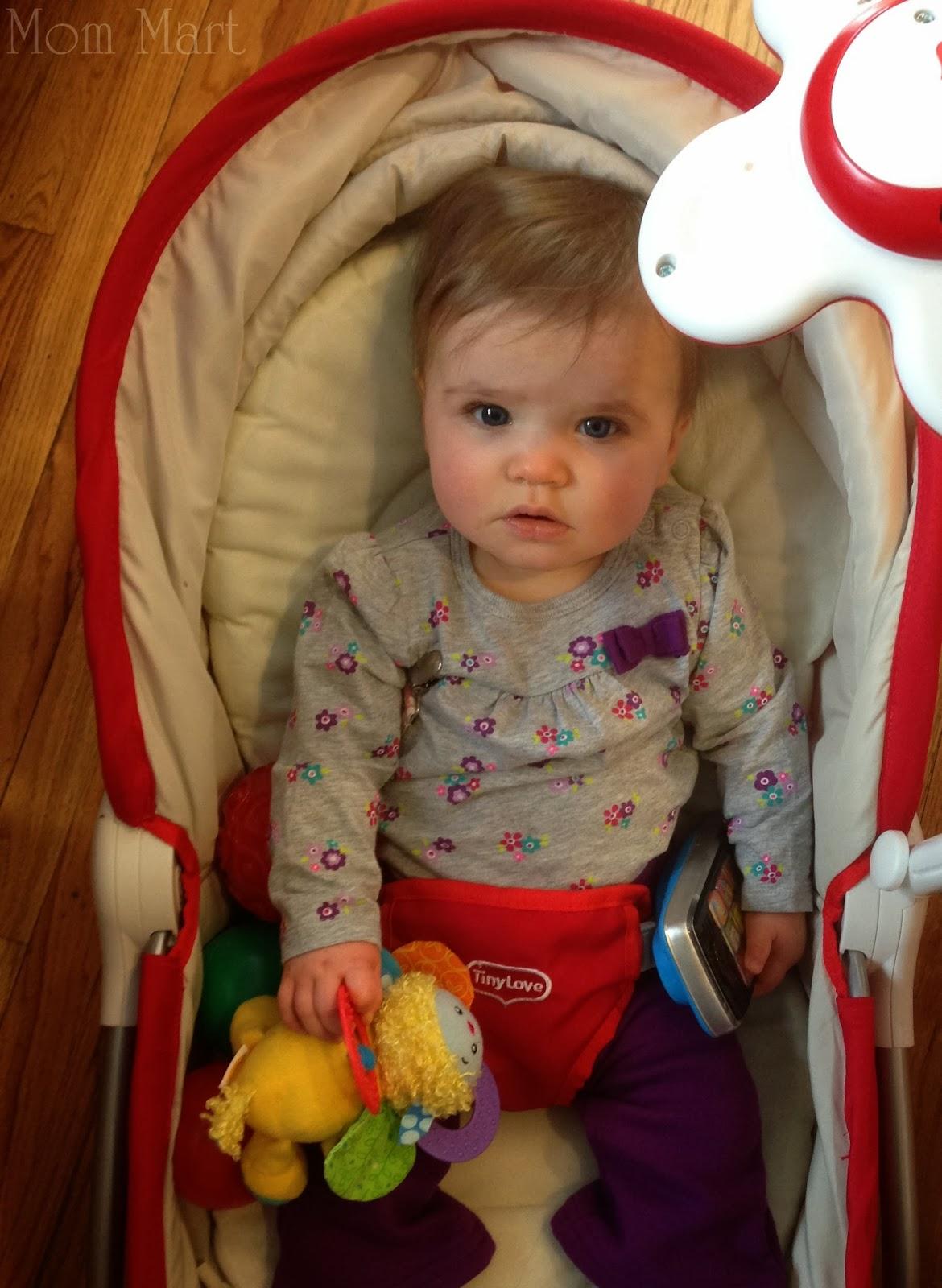 Indoor Time with Children Winter Break Tiny Love Baby Time