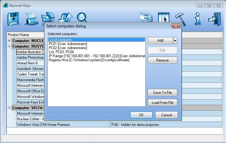 Recover Keys 8.0.3.112 Enterprise Full