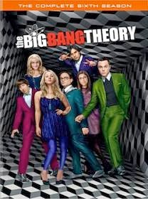 The Big Bang Theory Temporada 6 Online