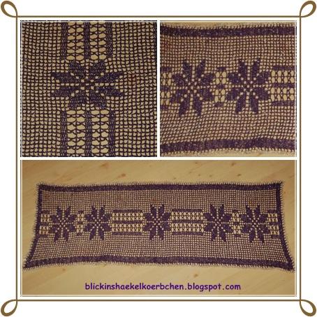 blick ins h kelk rbchen weihnachtlicher tischl ufer. Black Bedroom Furniture Sets. Home Design Ideas