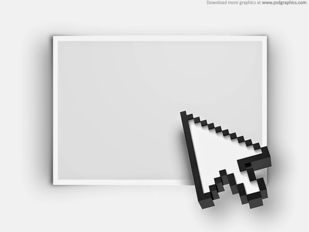 Click It and Pick It Templates PSD