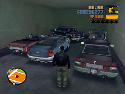 Download Game GTA 3 ( III ) repack gratis link mediafire