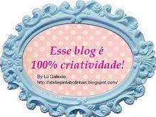 Este selinho ganhei das Amigas Priscila Lucena, Néa e Edayne