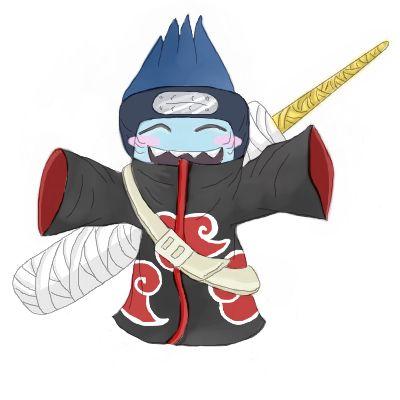 Gambar Naruto Wallpaper: Chibi Naruto Akatsuki