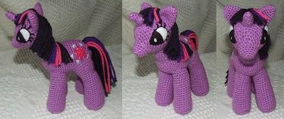 Hakelding: My Little Pony - Hakelanleitung