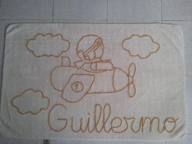 alfombra infantil personalizada lavable lavadora