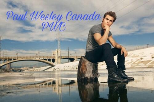 Paul Wesley Canada