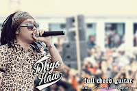 Lirik Dan Kunci Gitar Dhyo Haw - Sekeras Batu