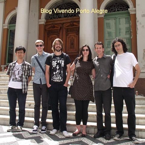 equipe do Blog Vivendo Porto Alegre