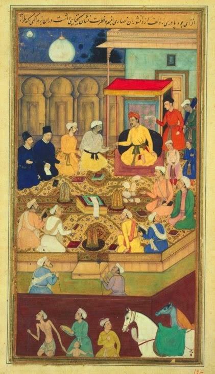 Jesuitas en la corte de Ákbar el Grande