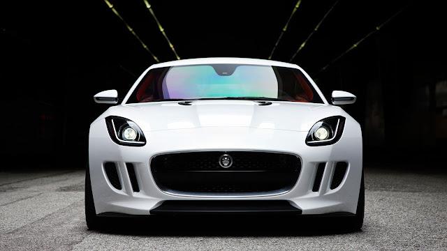 Jaguar C-X16 Concept front