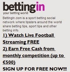 Watch Live Sports FREE (Football, Basketball, Cricket, Snooker etc!) AND earn free cash to bet! Register for free