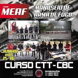 CURSOS CTT-CBC DIAS 19 e 20 DE MAIO