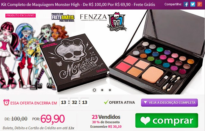http://www.tpmdeofertas.com.br/Oferta-Kit-Completo-de-Maquiagem-Monster-High---De-R-10000-Por-R-6990---Frete-Gratis-967.aspx