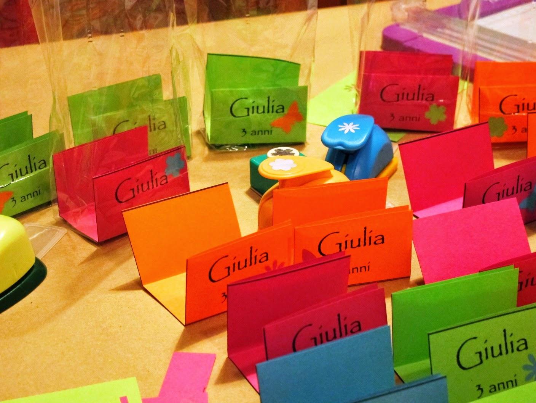 Eccezionale Angolino di Liana: Sacchetti colorati per caramelle FF06