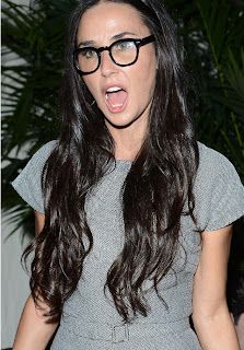 50-year-old Demi Moore