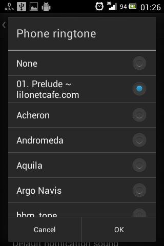 Cara Merubah MP3 Menjadi Ringtone Android